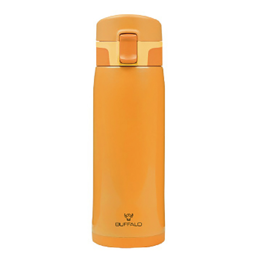 BUFFALO ONE TOUCH VACUUM CUP350CC,ORANGE
