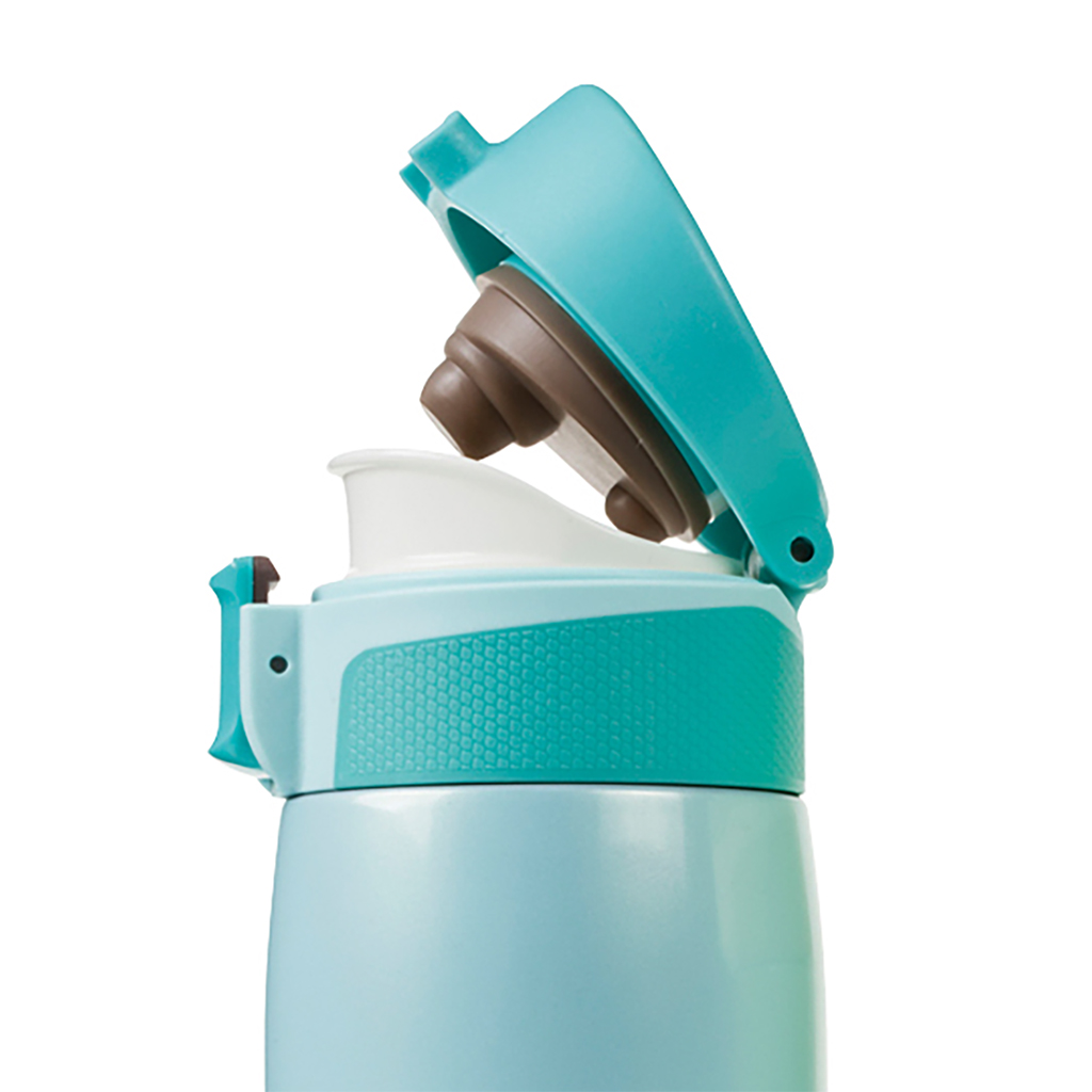 BUFFALO ONE TOUCH VACUUM CUP 450CC, BLUE