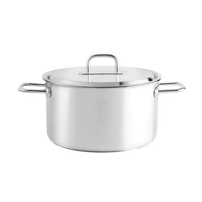 BUFFALO SIMPLEX SERIES S/S HIGH POT 24CM