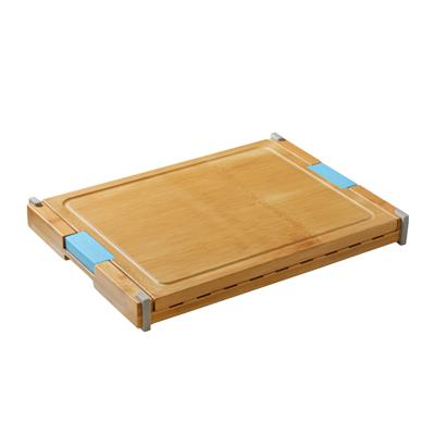 BUFFALO Duo Function Bamboo Cutting Board