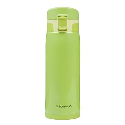 BUFFALO ONE TOUCH VACUUM CUP 350CC,GREEN