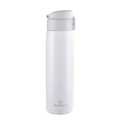 BUFFALO ONE TOUCH VACUUM CUP 480CC, WHITE