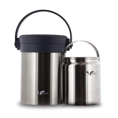 BUFFALO THERMOS CARRIER 3.2L, GRAY