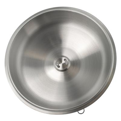 BUFFALO FUNCTION SERIES S/S ROUND WOK 38CM
